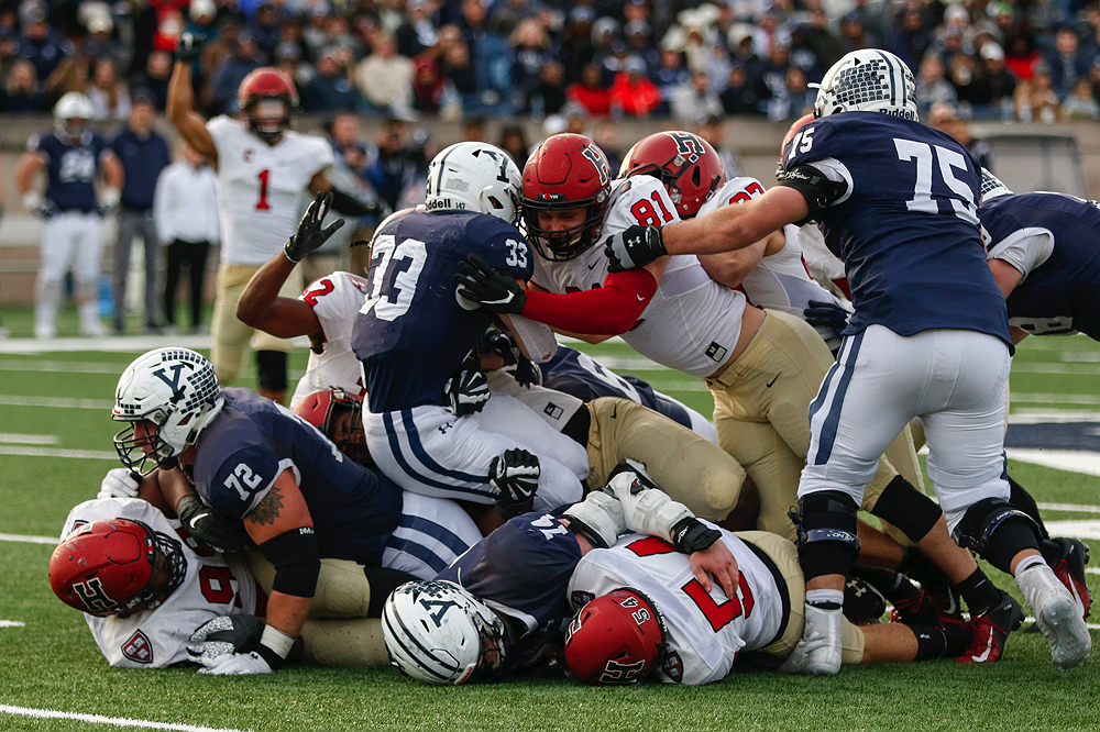 Ivy League Moving Fall Sports To Spring May Be A Sign Of Things To Come For College Football