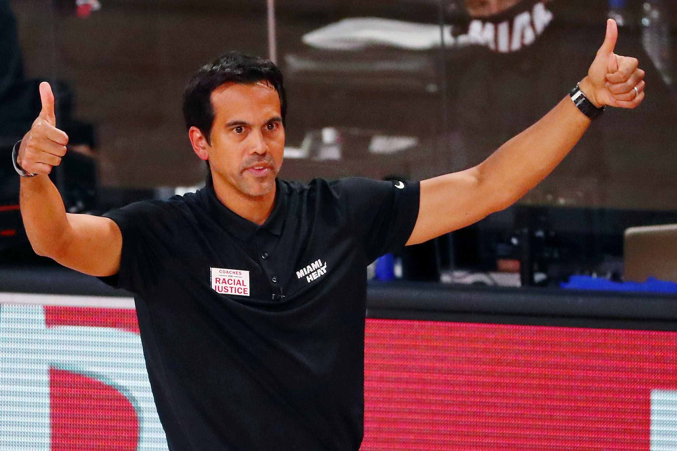 Erik Spoelstra might be the biggest coaching winner of the NBA bubble