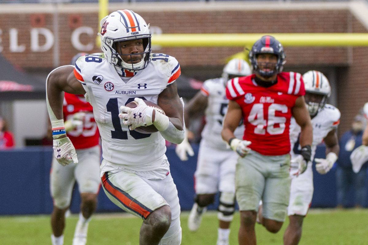 Auburn Scores Wild Late Td To Beat Ole Miss After More Controversial Officiating
