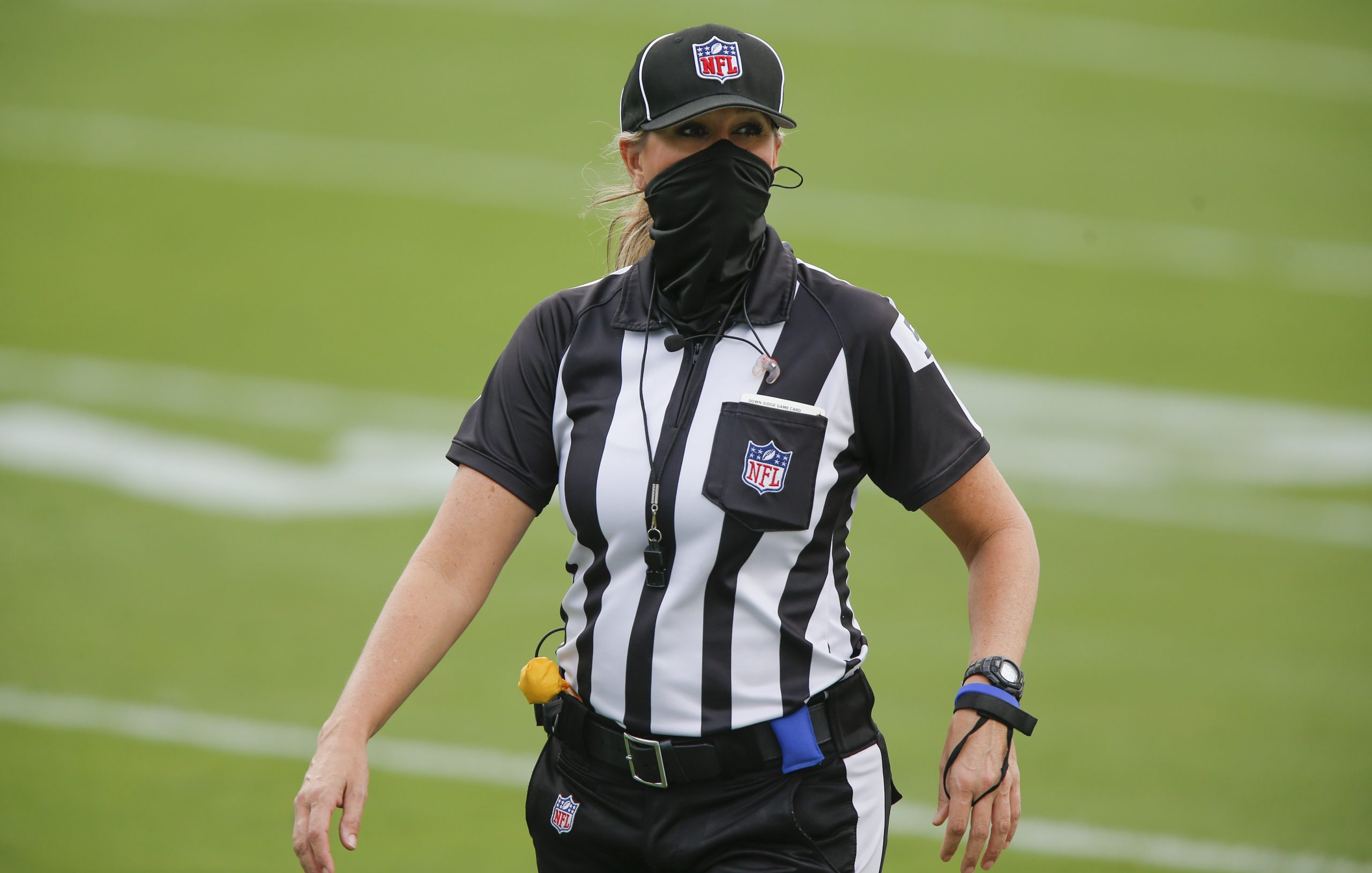 First woman referee nba betting texas holdem poker rules betting order